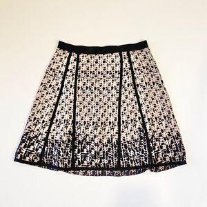 Marc By Marc Jacobs Multi Color Leopard Skirt 6